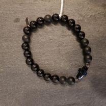 Bracelet  onyx de Rosekafe