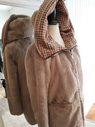 Manteau réversible Oakwood