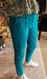 Pantalon Julietta Malachite la Fiancée du Mekong