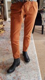Pantalon Julietta daim la Fiancée du Mekong
