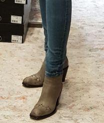 boots karpa Grey rancheiro de MEXICANA