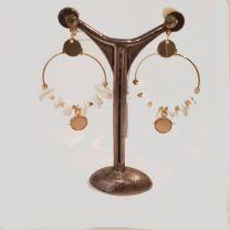 Boucles d'oreilles clip de Un bijou en terrasse
