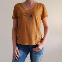 T.shirt lin de Diplodocus