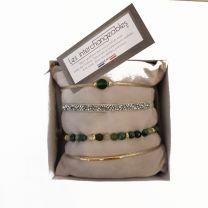 Bracelet vert Les Interchangeables