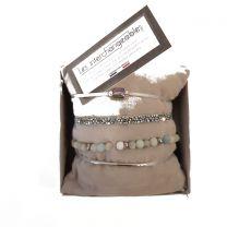 Bracelet pastel Les Interchangeables