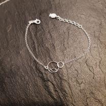 Bracelet poisson argent de Clio Blue