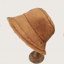 chapeau alto camel de Oakwood