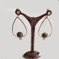 Boucles d'oreilles Lausette de Un Bijou en Terrasse