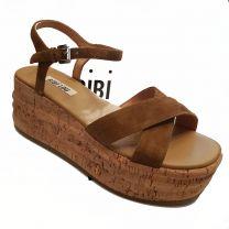 Chaussures compensées Bibi Lou