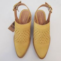Chaussures Dixie C O M jaune