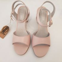 Chaussures Nu pied Jackie C O M rose
