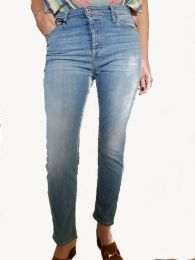 Pantalon blu denim de Please