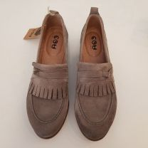 Chaussures Mocassins Aiden C O M gris