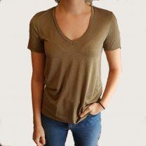 T.shirt pailleté de Please